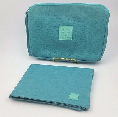 Posh Play Luxury Diaper Clutch & Changing Pad Set