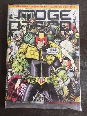 Judge Dredd Megazine #365 New unread sealed + extra bonus 2000AD comic Magazine
