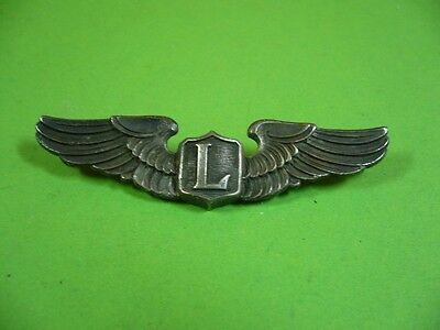 406KA2 Emblem, Plakette, Badge: LIAISON PILOT Wings
