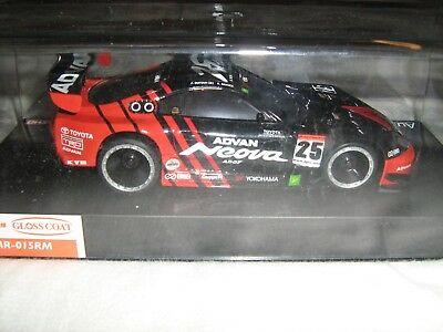 Kyosho Mini-Z MR-03 Toyota Supra Advan JGTC 2003
