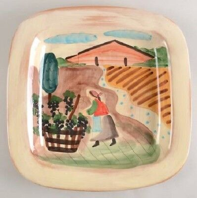 *NEW* Vietri Toscana Large Square Platter *DISCONTINUED*