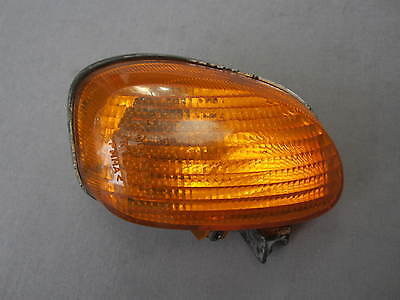 Yamaha Yn 50 Neos Left Rear Indicator Flasher Orange Lens 2002 - 2005