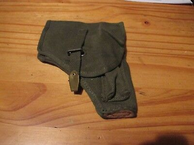 Italian Military Holster for the Beretta 1934,1935 .380 Pistol! MINT CONDITION!!