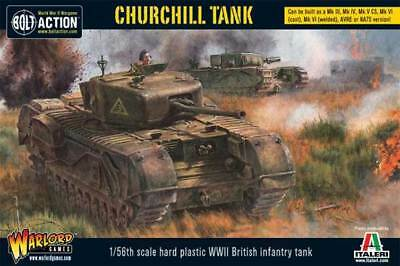 Warlord Games - Bolt Action - Churchill Infantry Tank