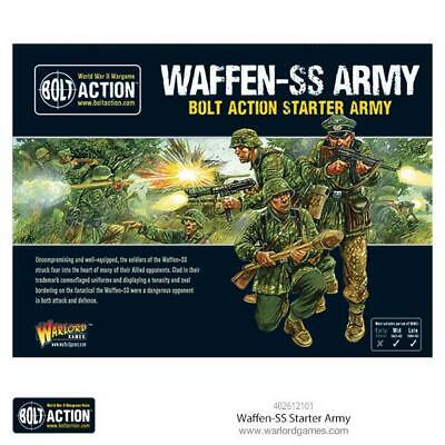 Warlord Games - Bolt Action - German Waffen SS Starter Army