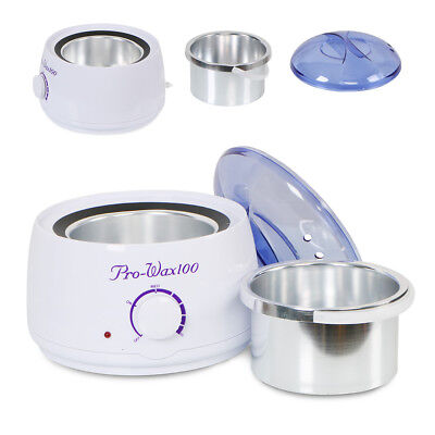 Wax Warmer Hair Removal Kit Professional Electric Pot Heater Melts Hot Beads Hot