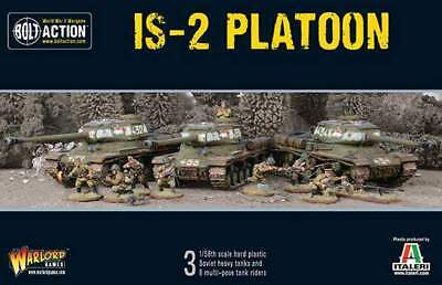 Warlord Games - Bolt Action - IS2 Platoon