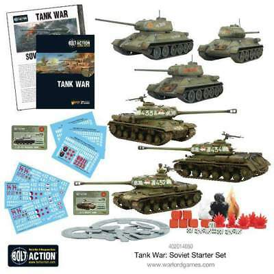 Warlord Games - Bolt Action - Tank War Soviet Starter Set