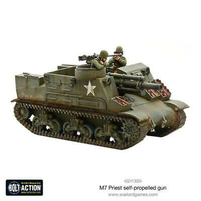 Warlord Games - Bolt Action - US M7 Priest self-propelled gun