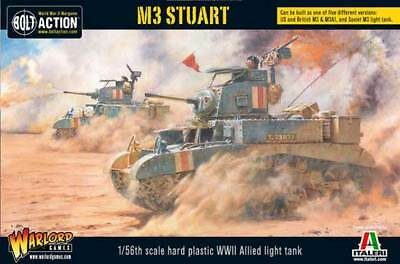 Warlord Games - Bolt Action - M3 Stuart