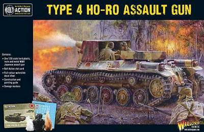 Warlord Games - Bolt Action - Japanese Type 4 Ho-Ro self-propelled gun