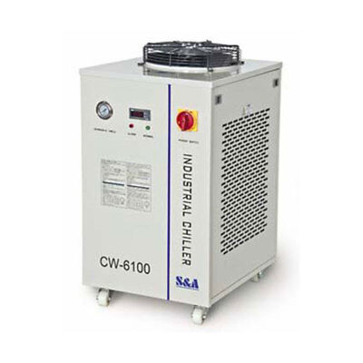 220V CW-6100AN Industrial Water Chiller for Laser Tube /Diode/ Solid-state Laser