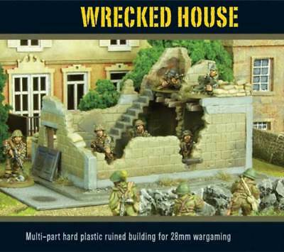 Warlord Games - Bolt Action - Wrecked House