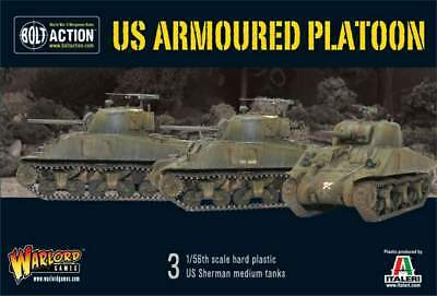 Warlord Games - Bolt Action - US armoured platoon (3)