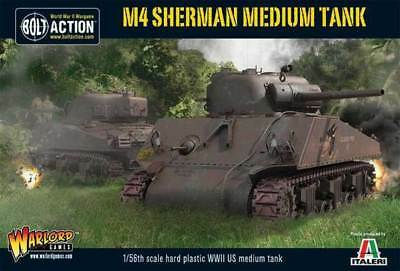 Warlord Games - Bolt Action - M4 Sherman Medium Tank