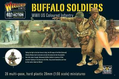 Warlord Games - Bolt Action - Buffalo Soldiers