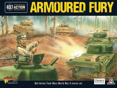 Warlord Games - Bolt Action - Armoured Fury (ENGLISCH)