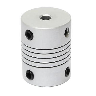 Lovoski 3D Printer Shaft Coupling Stepper Motor Coupler Connector 5x8x25mm