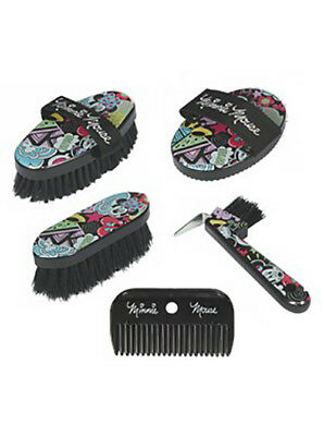HKM Minnie Mouse Design Grooming Brushes