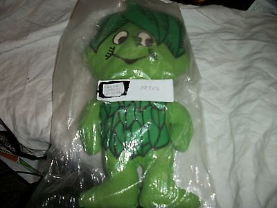 """vintage 1970""""s 12""""Jolly Green Giant (stuffed doll...vintage)"""
