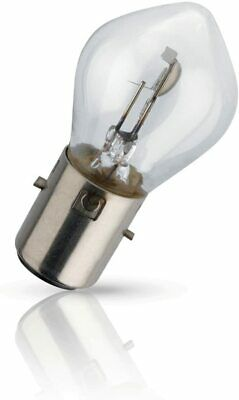 Headlight Bulb # 1 For Chinese Scooters 12V 35W/35W (Buyer Gets 2 Bulbs)