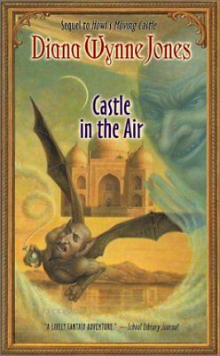 CASTLE IN AIR By Diana Wynne Jones - Hardcover *Excellent Condition*