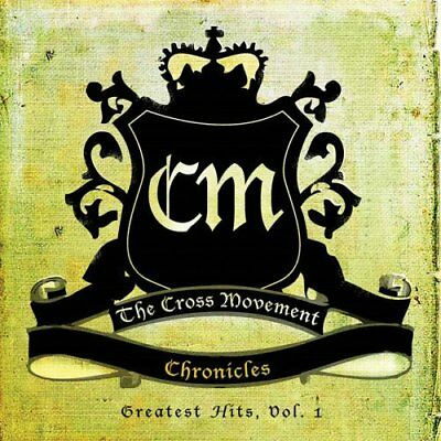 CROSS MOVEMENT - Chronicles Greatest Hits, Vol. 1 - CD - Best Of - *SEALED/NEW*
