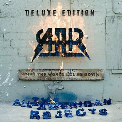 ALL-AMERICAN REJECTS - When World Comes Down - 2 CD - Enhanced - **SEALED/ NEW**