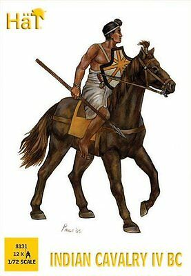 HaT 8131 Indian Cavalry IV BC 1/72 Plastic scale model kit