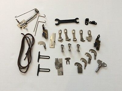 Weed Sewing Machine Attachments and more from Weed Treadle drawers