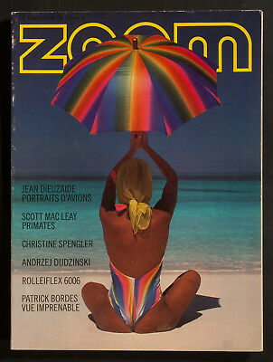 'zoom' French Vintage Magazine Number 116 Issue Autumn 1982