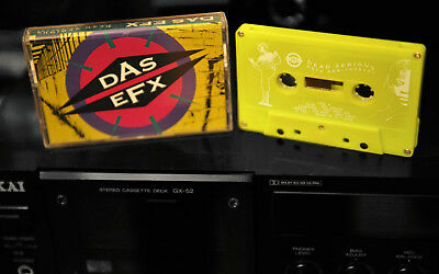 Das EFX - Dead Serious - 25th Anniversary - Limited US Import - Tape MC Kassette