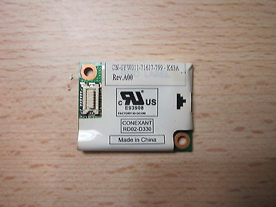 Modem Dell Compatible 1520 1720 D430 D620 D630 D820 D830 M4300 And More Yw011