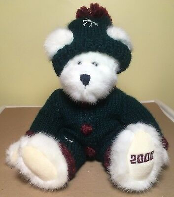 "BOYDS BEARS Penny Bearsley Winter Bear - 10""JCP EXCLUSIVE # 94379JCP"
