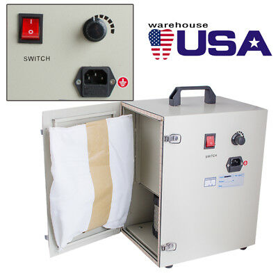 USA 2-5 Days Dental Digital Dust Collector Cleaner Vacuum Device Table Unit FDA