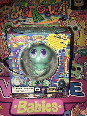 Nerlie Neonate Distroller Green Barry Watts Boy USA Ksimerito Rare! Ksi Meritos