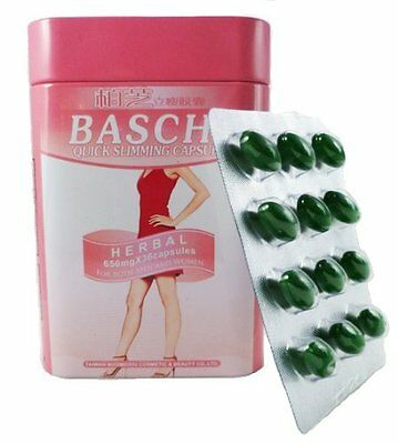 1Box Baschi Capsules Quick Strong Weight Loss Slimming Fat Burner  Diet Pills