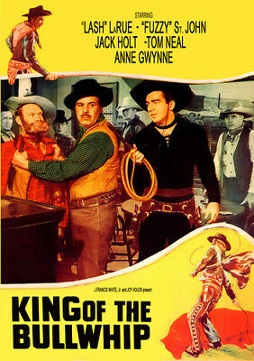 King Of The Bullwhip (DVD Used Like New)