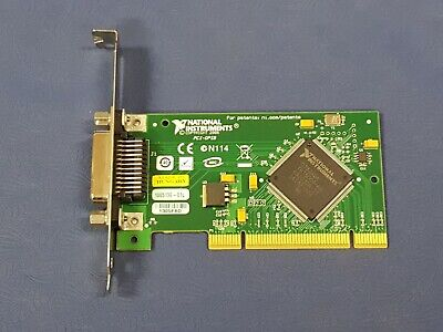 National Instruments NI PCI-GPIB Controller Card, 188513E-01, RoHS