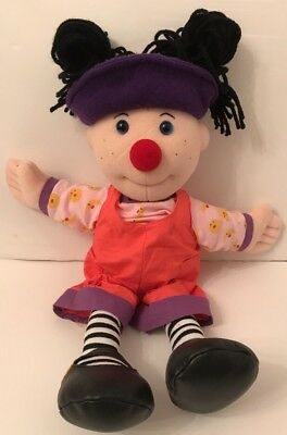 Big Comfy Couch Loonette Clown Molly 1995 Vintage 18""