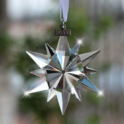 2017 Newest Annual Edition Large Christmas Ornament Crystal Decor Us