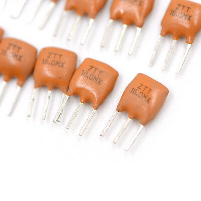 10pcs 3 Pins Keramik-Resonator 16.0MHz besten Nizza FY