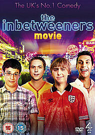 The Inbetweeners Movie (DVD, 2011, 2-Disc Set) - Brand NEW and Sealed
