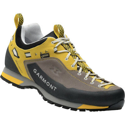 Garmont Dragontail LT GTX Shoes Men anthracite/yellow 2018 Schuhe gelb grau