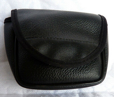 Padded Pouch Case For Compact 21mm Binoculars & Fits Many Phones, Photo access.