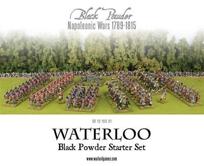 Waterloo - Black Powder Starter Set (EN)
