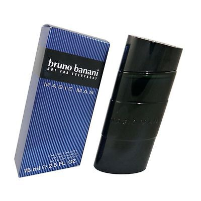 Bruno Banani Magic Men - Man 75 ml Eau de Toilette EDT