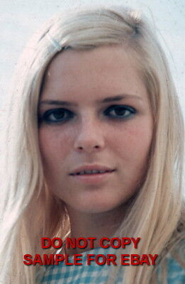 France Gall - Exclusive Unpublished PHOTO Ref 015