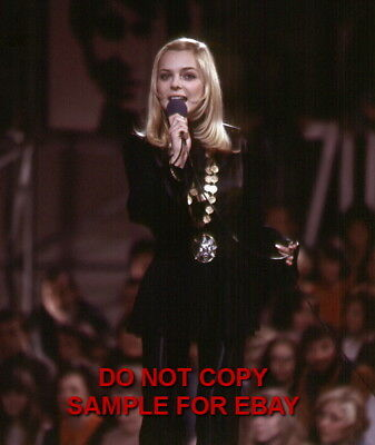 France Gall - Exclusive Unpublished PHOTO Ref 020