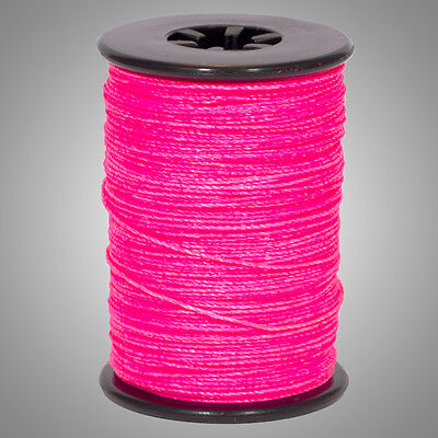 Flo Pink BCY 3D Serving Thread .017 120 Yard Jig Spool Bow String
